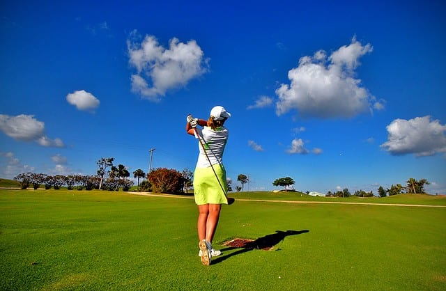 Pilates Helps Your Golf Game | Firehaus Pilates in Denver